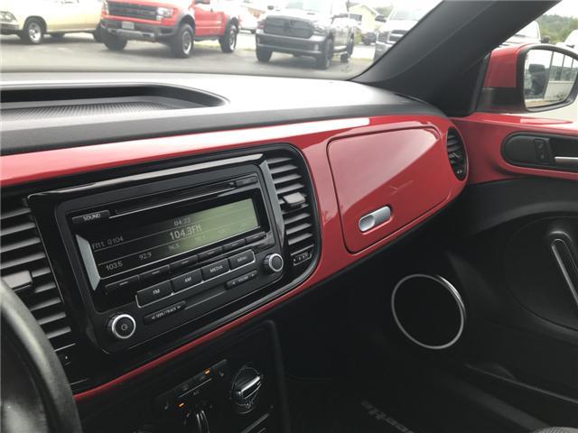 2014 Volkswagen The Beetle 2.0 TDI Comfortline (Stk: 10082) in Lower Sackville - Image 17 of 20