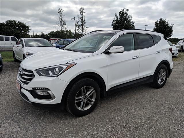 2017 Hyundai Santa Fe Sport 2.4 SE (Stk: 85010) in Goderich - Image 2 of 19
