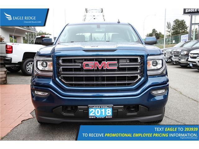 2018 GMC Sierra 1500 SLE (Stk: 88404A) in Coquitlam - Image 2 of 17