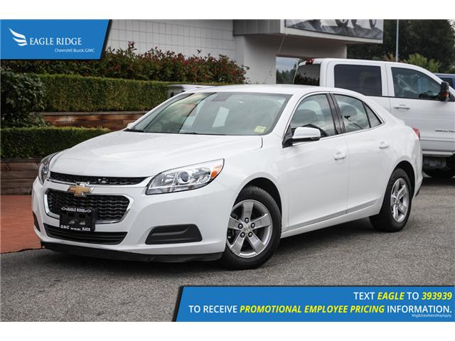2014 Chevrolet Malibu 1LT (Stk: 148934) in Coquitlam - Image 1 of 14