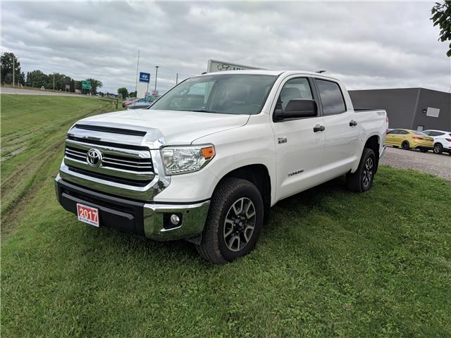 2017 Toyota Tundra SR5 Plus 5.7L V8 (Stk: 85014) in Goderich - Image 2 of 22
