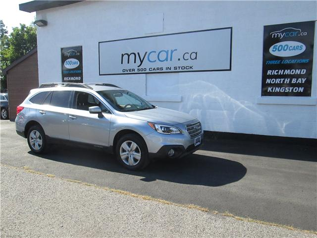 2016 Subaru Outback 2.5i (Stk: 181153) in Richmond - Image 2 of 13