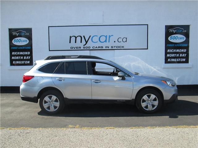 2016 Subaru Outback 2.5i (Stk: 181153) in Richmond - Image 1 of 13