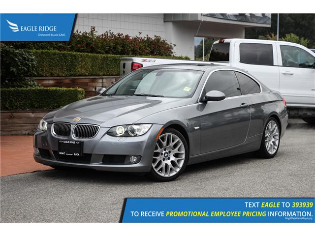 2007 BMW 328i  (Stk: 078269) in Coquitlam - Image 1 of 14