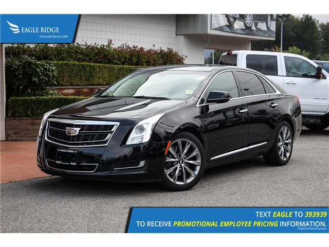 2016 Cadillac XTS Luxury Collection (Stk: 168413) in Coquitlam - Image 1 of 15