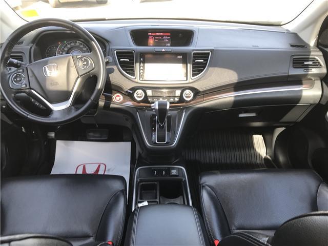 2016 Honda CR-V EX-L (Stk: 1499F) in Lethbridge - Image 2 of 24