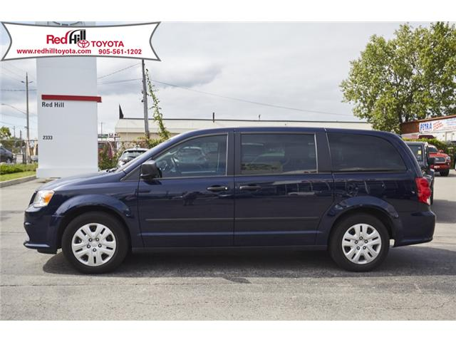 2017 Dodge Grand Caravan CVP/SXT (Stk: 70417) in Hamilton - Image 2 of 15
