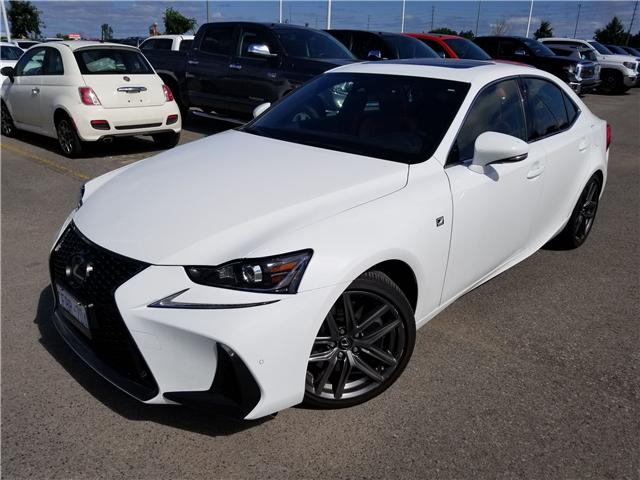 2018 Lexus IS 350  (Stk: 088E1265) in Ottawa - Image 1 of 28