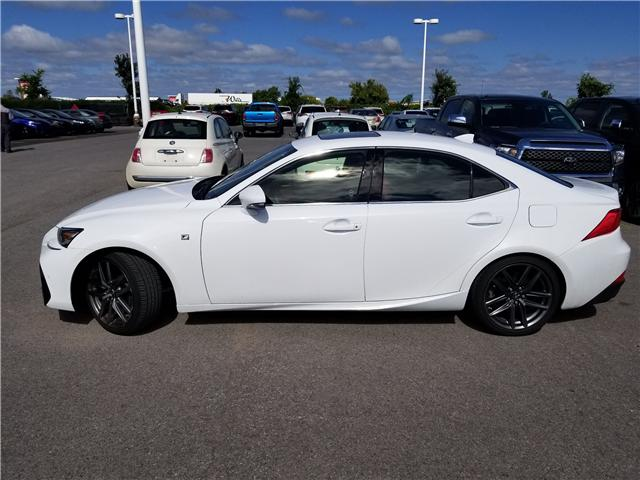 2018 Lexus IS 350  (Stk: 088E1265) in Ottawa - Image 2 of 28