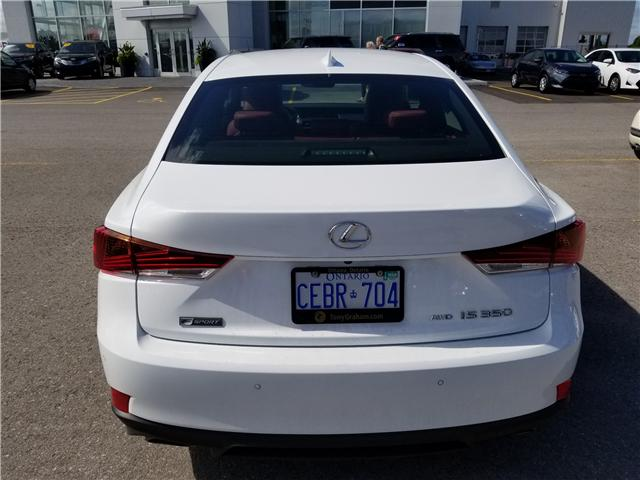 2018 Lexus IS 350  (Stk: 088E1265) in Ottawa - Image 4 of 28