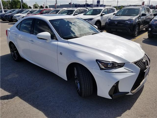 2018 Lexus IS 350  (Stk: 088E1265) in Ottawa - Image 7 of 28