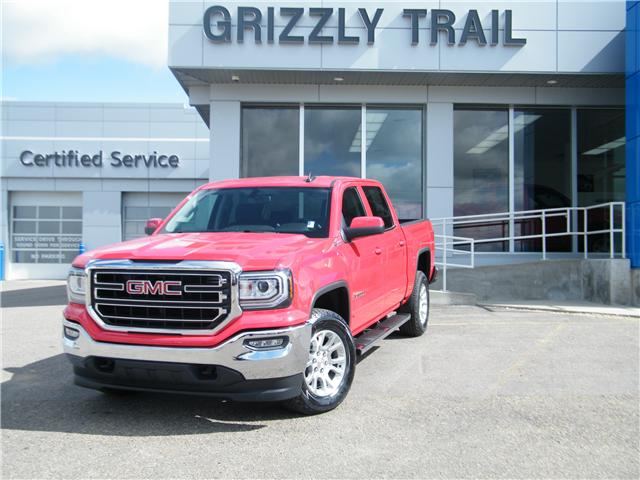2018 GMC Sierra 1500 SLE (Stk: 55591) in Barrhead - Image 1 of 17