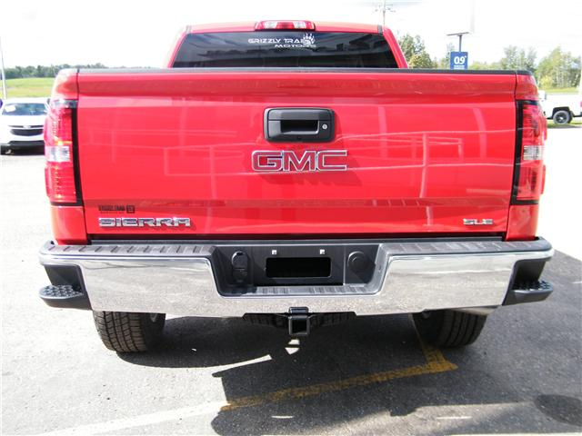 2018 GMC Sierra 1500 SLE (Stk: 55591) in Barrhead - Image 4 of 17