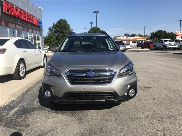 2018 Subaru Outback 2.5i Premier EyeSight Package (Stk: J3377467) in Sarnia - Image 2 of 20