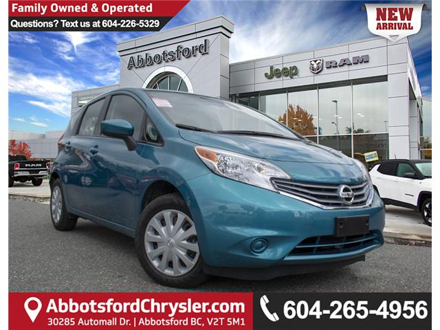 2015 Nissan Versa Note 1.6 S (Stk: AG0712B) in Abbotsford - Image 1 of 24