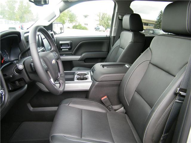 2018 Chevrolet Silverado 1500 Silverado Custom (Stk: 55772) in Barrhead - Image 8 of 22