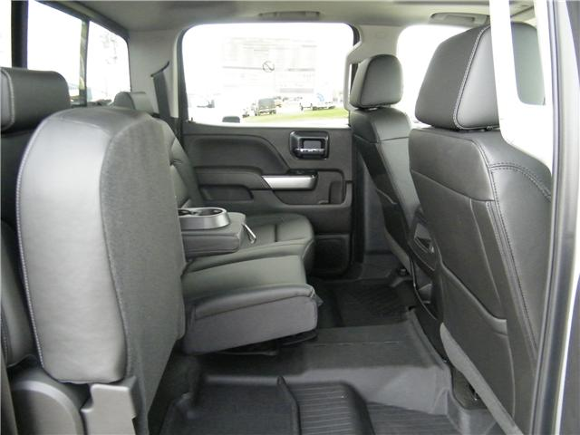 2018 Chevrolet Silverado 1500 Silverado Custom (Stk: 55772) in Barrhead - Image 10 of 22