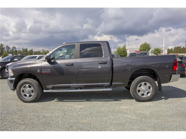 2018 RAM 3500 SLT (Stk: J299165) in Abbotsford - Image 4 of 25