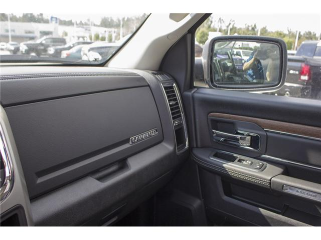 2018 RAM 1500 Laramie (Stk: J335656) in Abbotsford - Image 22 of 23