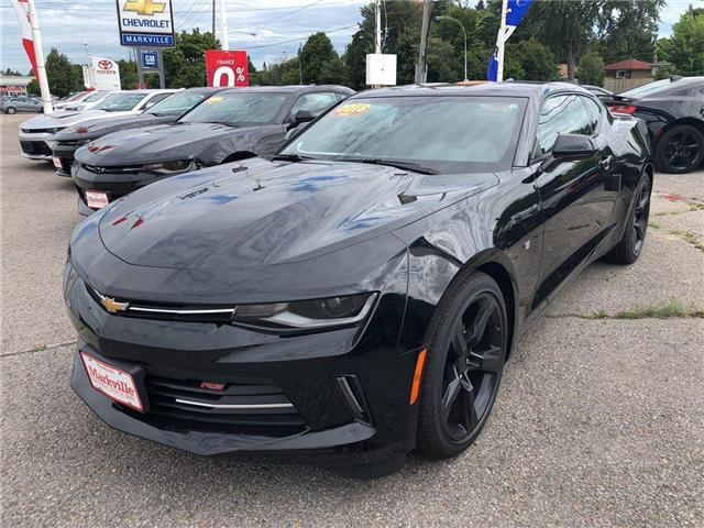 2018 Chevrolet Camaro 2LT (Stk: 189389) in Markham - Image 1 of 5