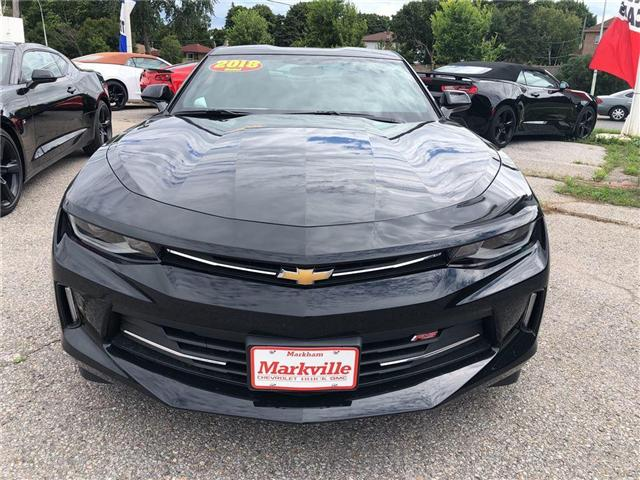 2018 Chevrolet Camaro 2LT (Stk: 189389) in Markham - Image 2 of 5