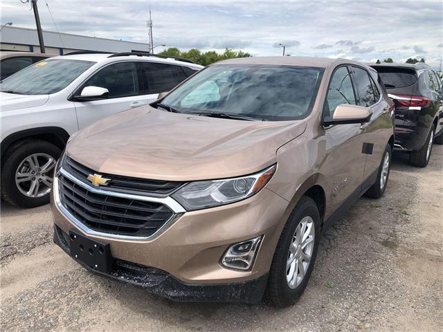 2019 Chevrolet Equinox LT (Stk: 134713) in Markham - Image 1 of 5