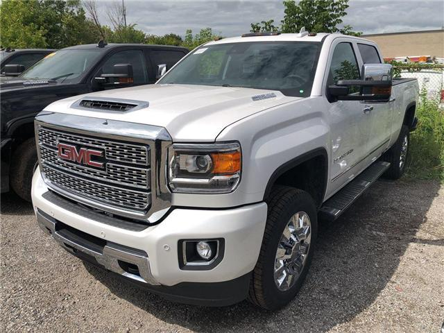 2019 GMC Sierra 2500HD Denali (Stk: 115314) in Markham - Image 1 of 5