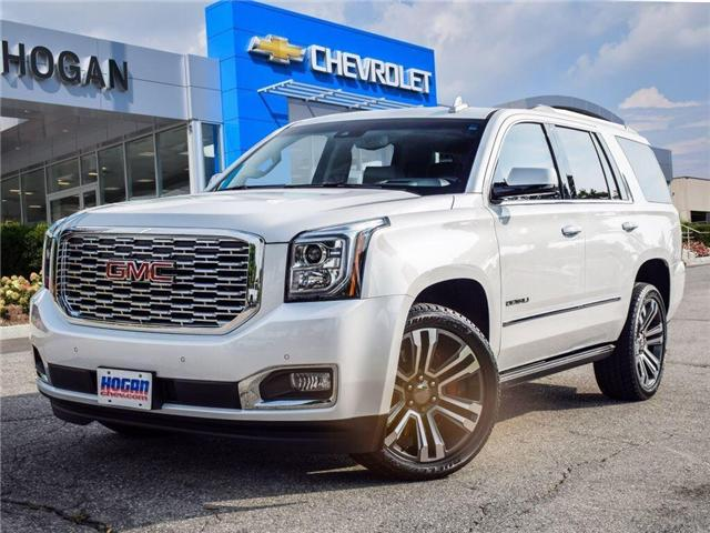 2018 GMC Yukon Denali (Stk: 8141774) in Scarborough - Image 1 of 30