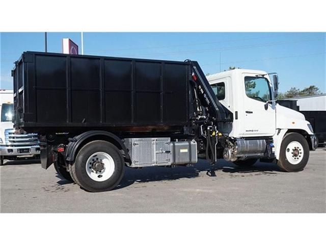 2017 Hino 338 -  w/ Hiab 088 Crane & XR7 Multilift - (Stk: HLTW10651) in Barrie - Image 3 of 20