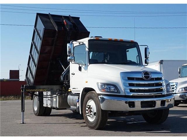 2017 Hino 338 -  w/ Hiab 088 Crane & XR7 Multilift - (Stk: HLTW10651) in Barrie - Image 6 of 20