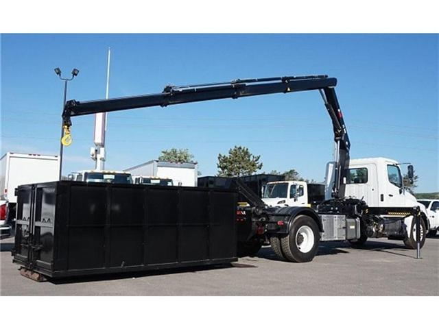 2017 Hino 338 -  w/ Hiab 088 Crane & XR7 Multilift - (Stk: HLTW10651) in Barrie - Image 16 of 20
