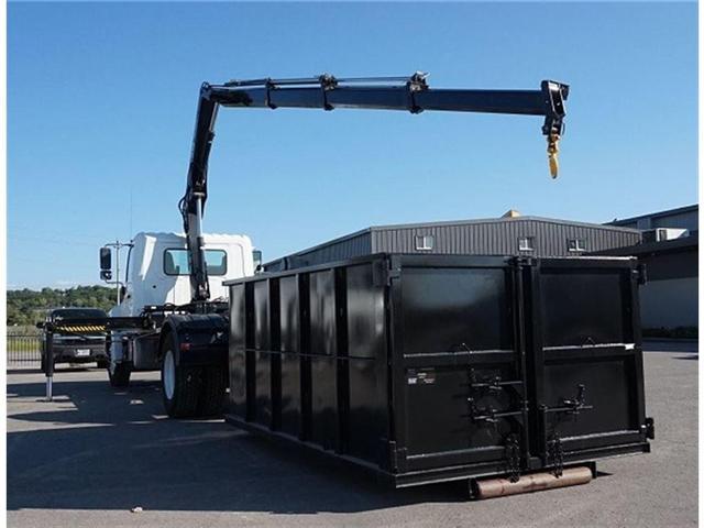 2017 Hino 338 -  w/ Hiab 088 Crane & XR7 Multilift - (Stk: HLTW10651) in Barrie - Image 17 of 20