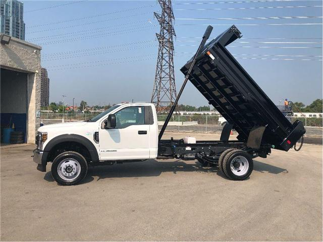 2018 Ford F-550 Lease Special 2018 Ford F550 With Dump (Stk: DTG18360) in Toronto - Image 2 of 13