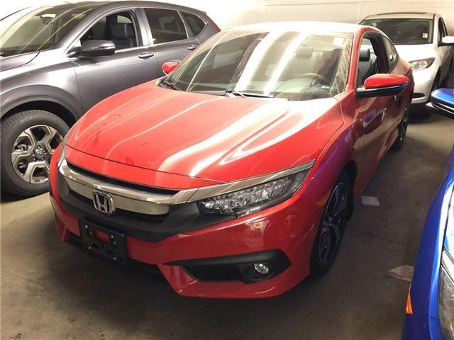 2018 Honda Civic Touring (Stk: 4J12740) in Vancouver - Image 1 of 4