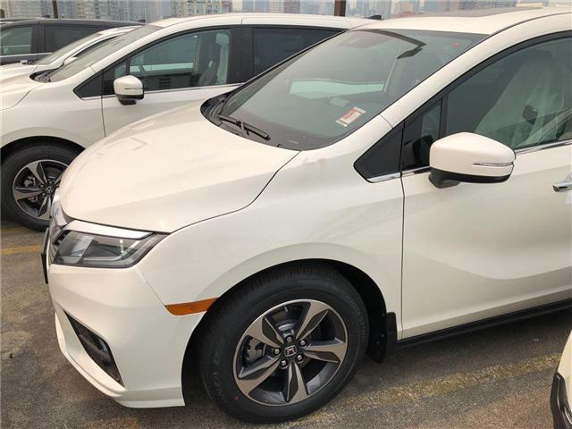 2019 Honda Odyssey EX (Stk: 8K18340) in Vancouver - Image 1 of 4