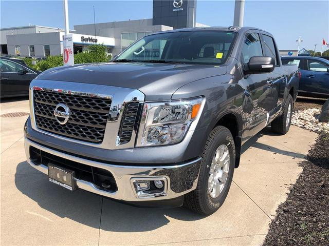 2018 Nissan Titan SV (Stk: TI18020) in St. Catharines - Image 1 of 5