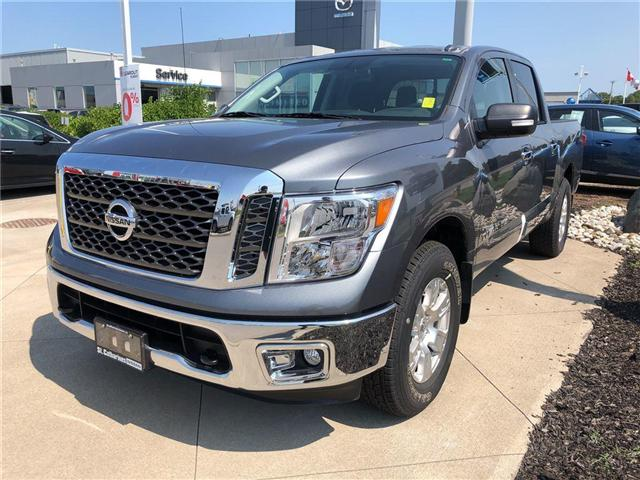 2018 Nissan Titan SV (Stk: TI18020) in St. Catharines - Image 2 of 5
