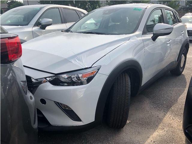 2019 Mazda CX-3 GX (Stk: 19-047) in Richmond Hill - Image 1 of 5