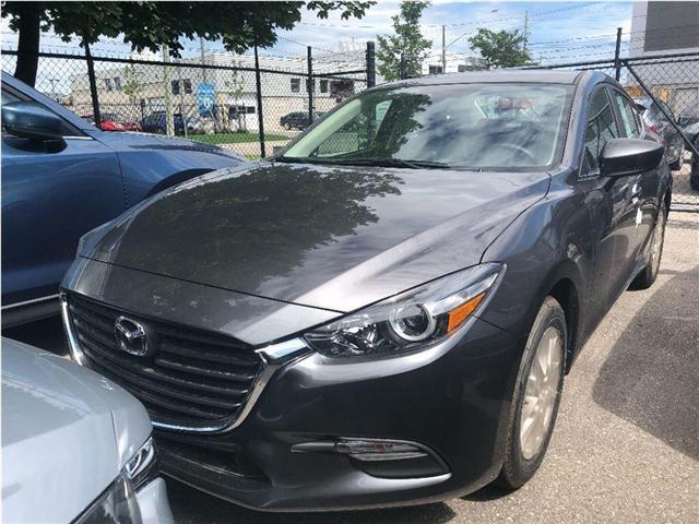 2018 Mazda Mazda3 SE (Stk: 18-836) in Richmond Hill - Image 1 of 5
