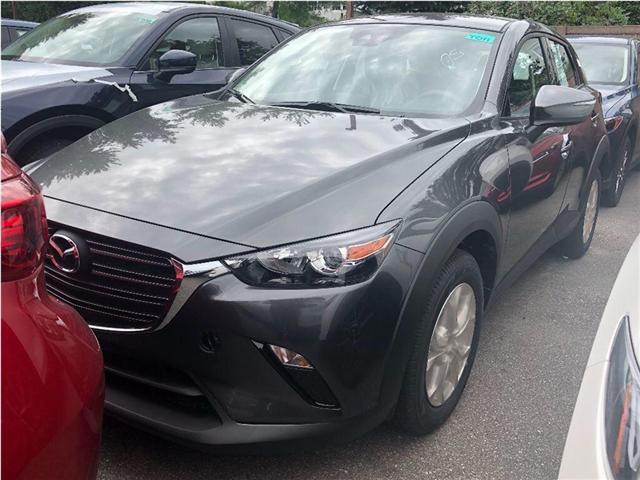 2019 Mazda CX-3 GS (Stk: 19-059) in Richmond Hill - Image 1 of 5