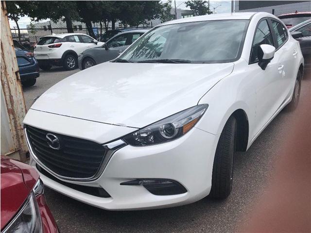 2018 Mazda Mazda3 GX (Stk: 18-868) in Richmond Hill - Image 1 of 5