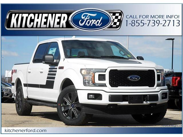 2018 Ford F-150  (Stk: 8F4420) in Kitchener - Image 1 of 4