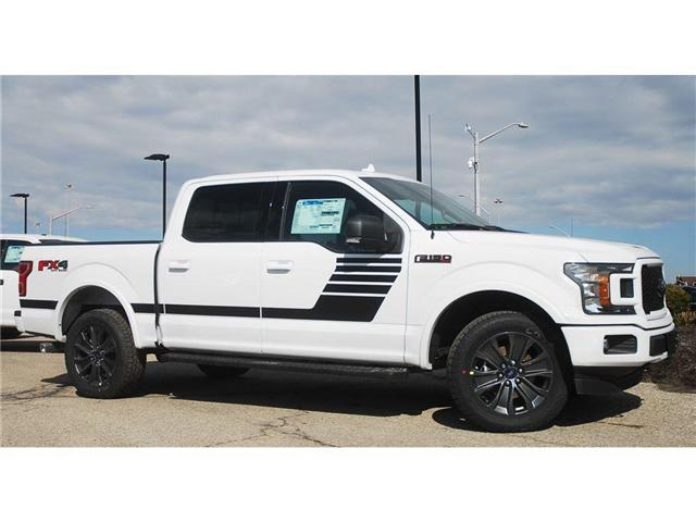 2018 Ford F-150  (Stk: 8F4420) in Kitchener - Image 2 of 4