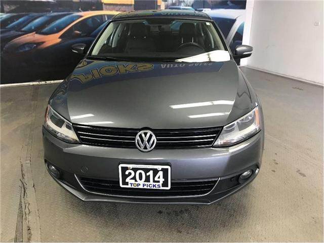 2014 Volkswagen Jetta 1.8 TSI Highline (Stk: 267858) in NORTH BAY - Image 2 of 16