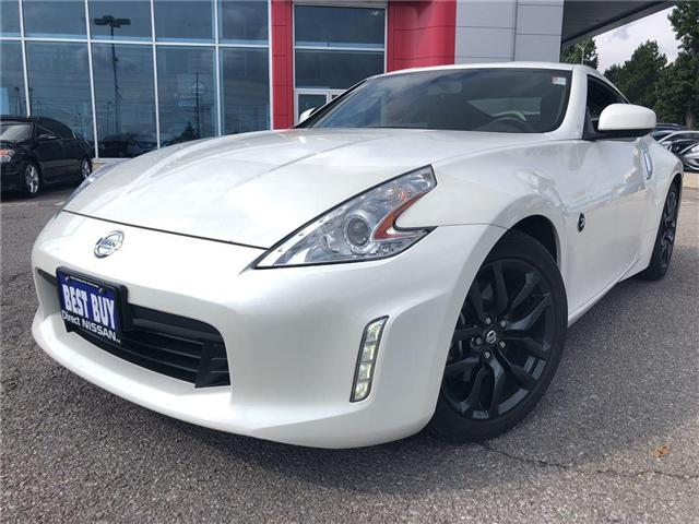 2017 Nissan 370Z LIKE NEW! TRADE IN! CUSTOM EXHAUST! - (Stk: P0574) in Mississauga - Image 2 of 20
