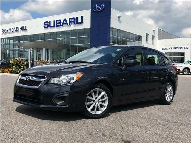 2014 Subaru Impreza 2.0i Touring Package (Stk: P03705) in RICHMOND HILL - Image 1 of 22