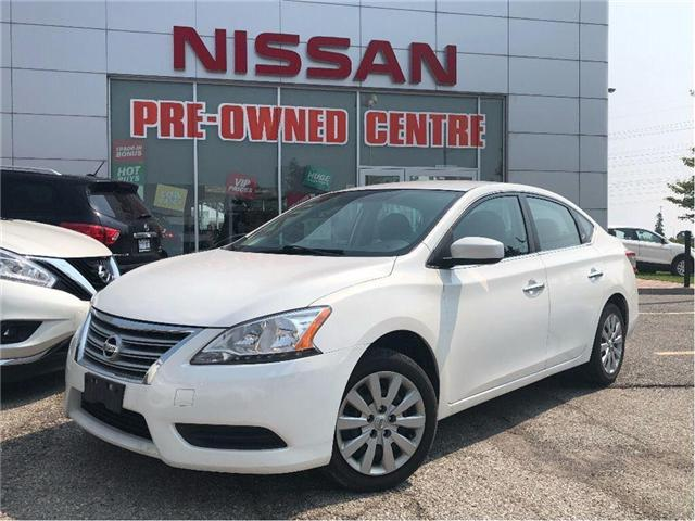 2015 Nissan Sentra 1.8 S (Stk: M9686A) in Scarborough - Image 1 of 21