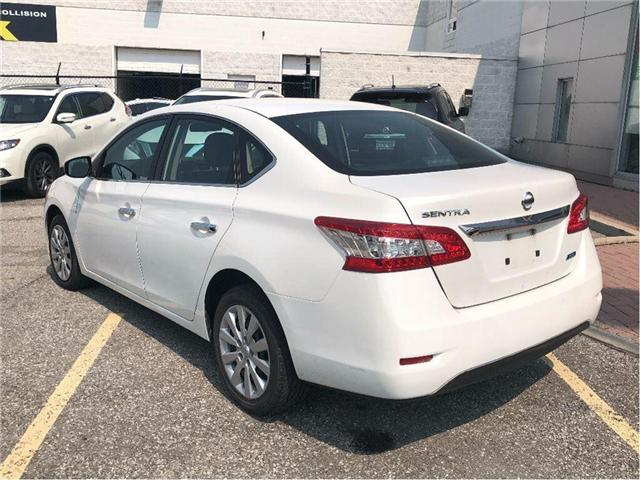 2015 Nissan Sentra 1.8 S (Stk: M9686A) in Scarborough - Image 4 of 21