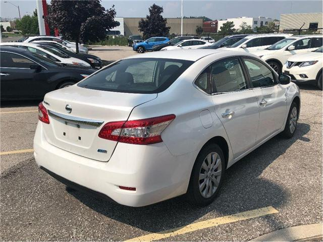 2015 Nissan Sentra 1.8 S (Stk: M9686A) in Scarborough - Image 6 of 21
