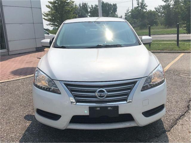2015 Nissan Sentra 1.8 S (Stk: M9686A) in Scarborough - Image 9 of 21